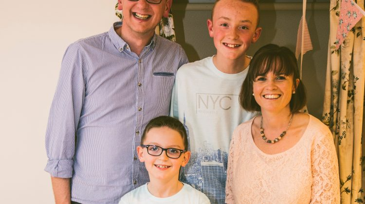 McCaw Family Reflect on a Busy Summer with BCM