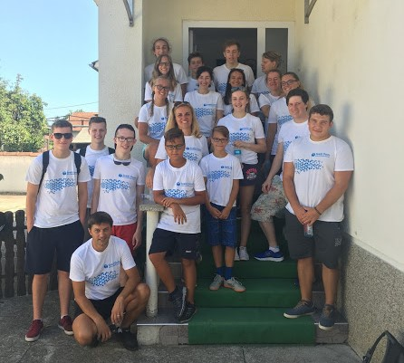 Ballyloughan Church Team Return From Croatia Trip