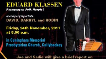 An Evening With Eduard Klassen | Mission Possible
