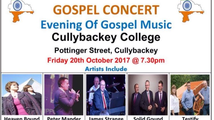 United Grace Mission Gospel Concert