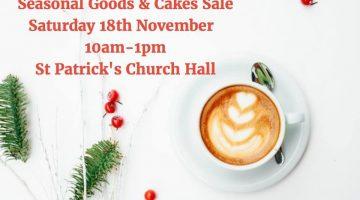 Christmas Coffee Morning at St Patrick's Ballymena