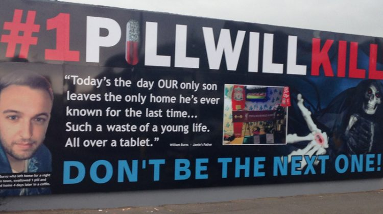 #1PillWillKill Will Be Launched at Belfast Cathedral