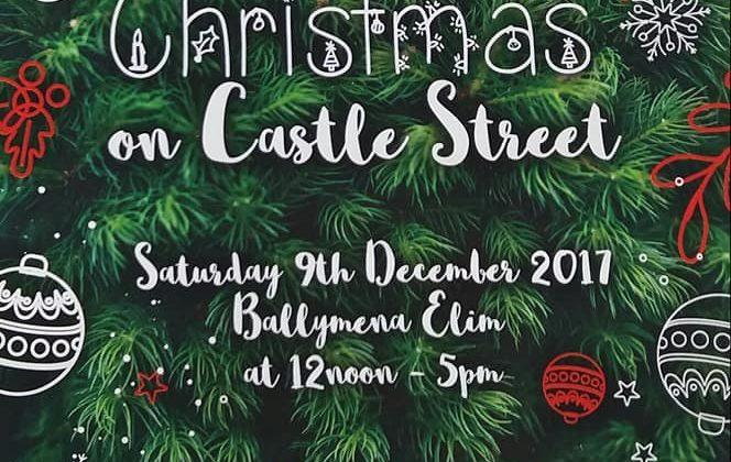 Christmas on Castle Street by Ballymena Elim