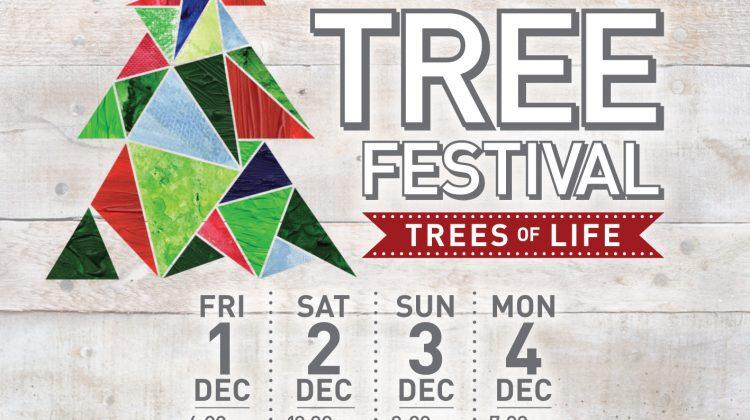 Christmas Tree Festival at Dundrod Presbyterian Church