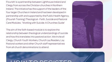 Working With Suicide – A Churches Guide