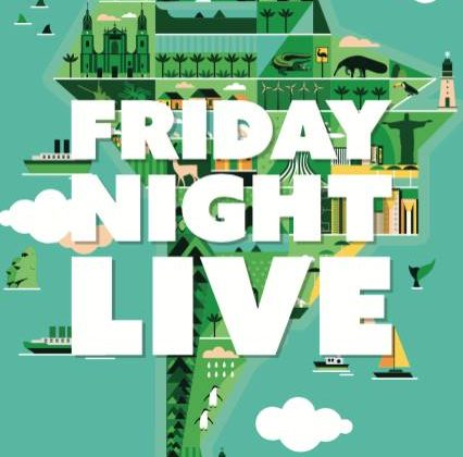 South American Mission Society – Friday Night Live