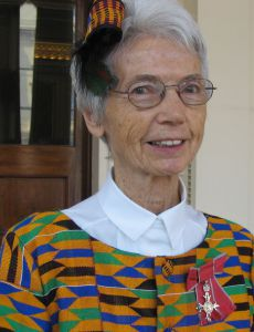 Life Spent in Bible Translation – Mary Steele