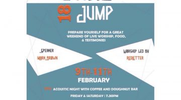 Dare To Jump 2018 – Rasharkin Presbyterian Youth Outreach