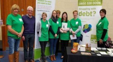 Have 'The Money Conversation' Urges CAP Ballymena