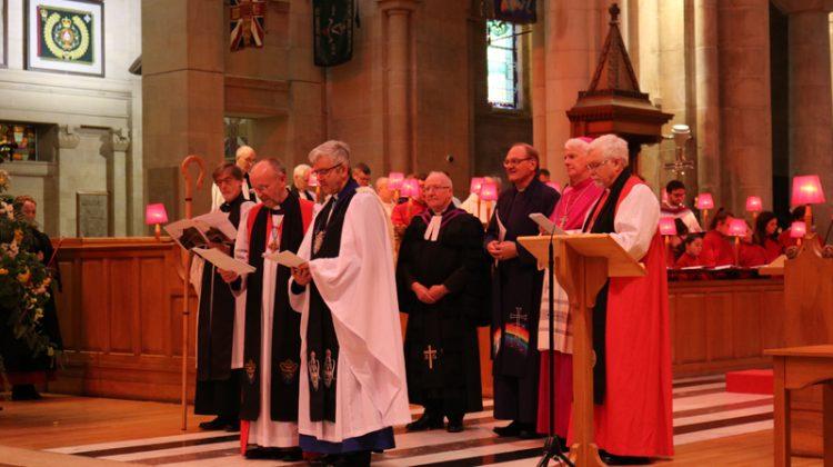 The Very Rev Stephen Forde Installed as Dean of Belfast