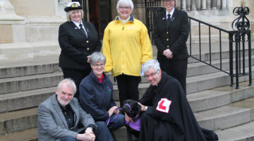 Good Samaritans Service at Belfast Cathedral