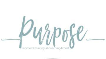 Coaching4Christ Purpose Women's Conference