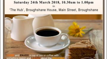 The ST@ND Youth Ministry Coffee Morning | New Dawn