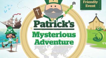 Patrick's Mysterious Adventure at Broughshane Parish Church