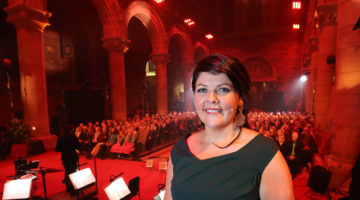 Belfast Cathedral Host BBC St Patrick's Day Concert