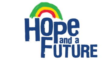 Hope and a Future Charity Shop in Randalstown – Book Section