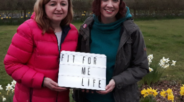 All Ladies Invited to 'Fit For ME Fit For LIFE' Programme